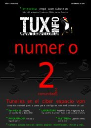 TuxInfo - Index of