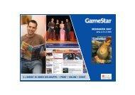 MEDIADATEN 2007 3 x DIREKT ZU IHRER ZIELGRUPPE - GameStar