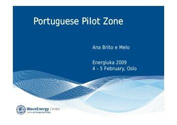 Portuguese Pilot Zone - WavEC