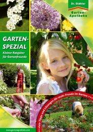 STA 2110 GartenSpezial 2011_5 - Agrarversand Oberland