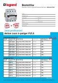 4-poliger FI/LS AktIon - Legrand - Seite 2
