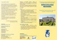 INFECCIOLOGIA NEONATAL - Secção de Neonatologia SPP - Home