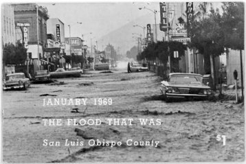 January 1969: The Flood That Was - the City of San Luis Obispo