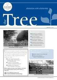 The Tree 22 - Academia Europaea