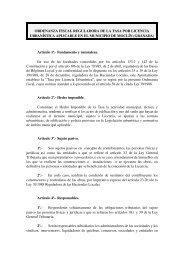 Licencias urbanísticas - Ayuntamiento de Moclín