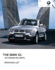 Current catalogue (PDF, 3.04 MB) - BMW