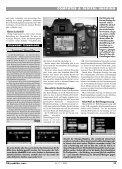OLYMPUS E-500: Semiprofi-Spiegelreflexkamera - ITM praktiker ... - Seite 5