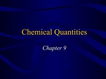 g - Chemistry