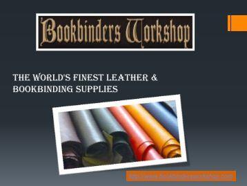 Book binding online