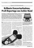 Olympus LS-10: Profi-Pocket-Audiorecorder ... - HOME praktiker.at - Seite 2