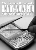 HP iPAQ hw6510: Handy-Navi-PDA - ITM ...  - HOME praktiker.at - Seite 2