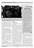 Olympus E-330: Kompakt-Spiegelreflexkamera ... - HOME praktiker.at - Seite 3