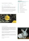 Kräuter, Blüten & Blätter - Heimtierservice Katharina Schlechter - Seite 3