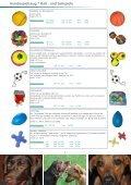 Hundespielzeug - Futtersuche - Heimtierservice Katharina Schlechter - Seite 6