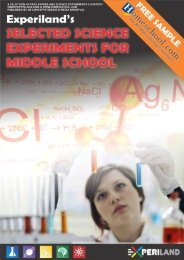 Science Experiments for Middle School - Homeschool.com