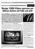 Samsung WS32Z409 SlimFit: HD-ready-Röhren-Fernseher - ITM  ... - Seite 3