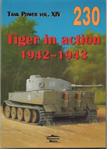 "Page 1 Page 2 PzKpfwVI Sd Kfz 181 Ausf. HI ""Tigeř'i z 1. kompanii ..."
