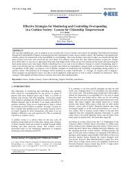 Effective Strategies for Monitoring and Controlling - IEEE Afr J Comp ...