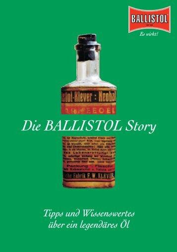 Die BALLISTOL Story - Ballistol Wiki