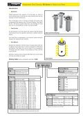 Replacement Filter Elements - RA Series for Return Line Filters - Stauff - Page 4