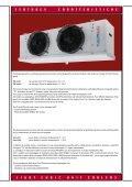 Scarica catalogo Light Cubic Unit Coolers - Thermokey - Page 2