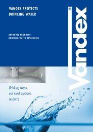 Drinking Water Approvals Summary - Safeguard Europe Ltd.