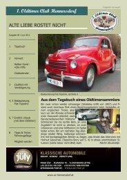 Zeitung 09_08a-05-13.indd - 1. Oldtimer Club Hennersdorf