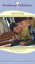 Download - Stenhouse Publishers