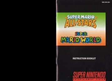 Super Mario All-Stars & Super Mario World (U).pdf - Roms4Droid