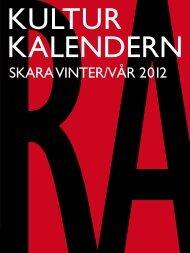 SKARA VINTER/VÅR 2012 - Västsverige
