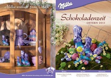 Schokoladenzeit S - Milka