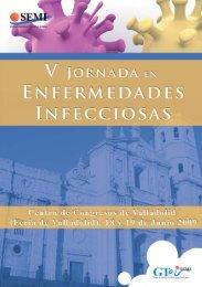 Programa V E. Infecciosas.indd - Sociedad Española de Medicina ...