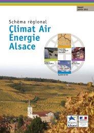 Climat Air Énergie Alsace - Webissimo