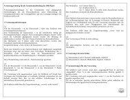 Versetzungsordnung für die Grundschulabteilung der DSB Kairo ...
