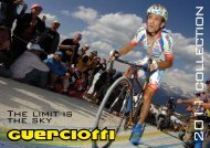 The limit is the sky - Guerciotti