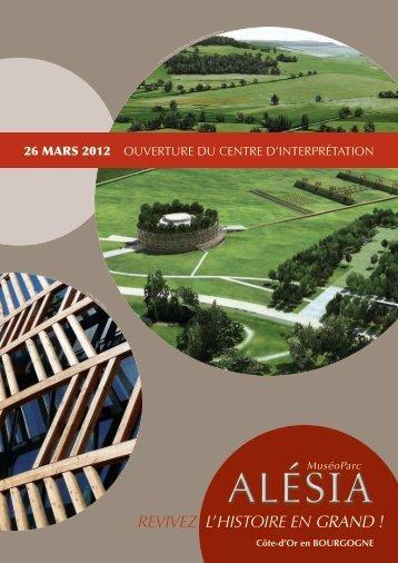 Muséoparc Alésia - Bourgogne tourisme