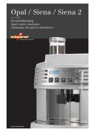 EK Solis Master Top Ultra - Automatic Coffee Machines | Schaerer