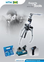 Maintenance tools INDUSTRY - Kraftmek
