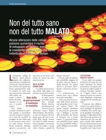 malato - Airc