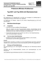 MTS-Burster_Typ_8431,8432_Betriebs-+ ... - Industrie-Schweiz
