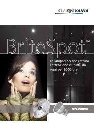 BriteSpot Sylvania.pdf - Ceracchi Illuminazione