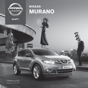 MURANO - Nissan