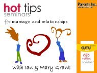 Ian Grant Presentation - Hot Tips for Marriage.pdf