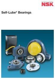 Self-Lube® Bearings - NSK Americas