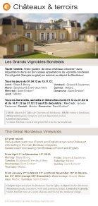 Bordeaux porte du vignoble - Office de Tourisme de Bordeaux - Page 4