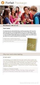 Bordeaux porte du vignoble - Office de Tourisme de Bordeaux - Page 5