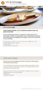 Bordeaux porte du vignoble - Office de Tourisme de Bordeaux - Page 7