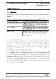 Kapitel B13 / GEWÄSSERGÜTE / 07.11.2012 - Department Wasser ...