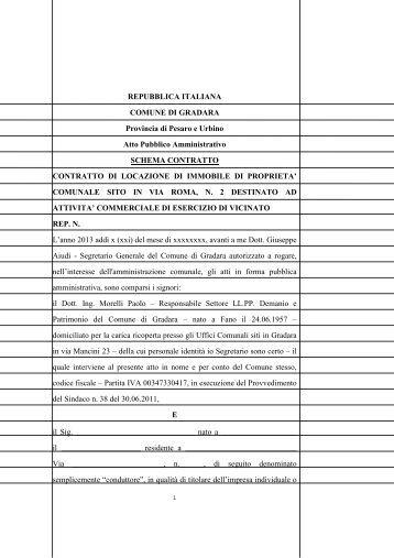 Preliminare di contratto di locazione comune di empoli for Contratto di locazione ad uso abitativo di natura transitoria