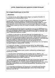 1 .1 . Die Kenntnis der Leitlinie - Imb-fachverband.de